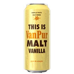Malt Vanilla 330ml