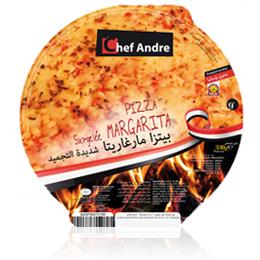 Surgelee Pizza Margarita