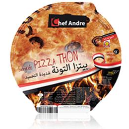 Surgelee Pizza  Thon