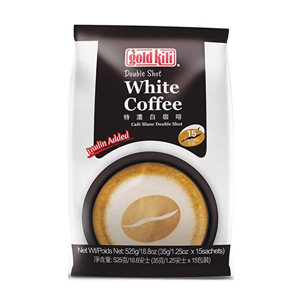 Instant Double Shot White Coffee