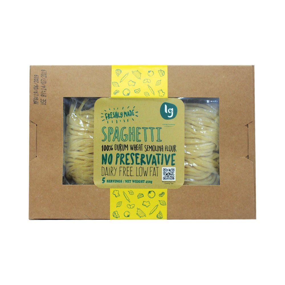 Spaghetti 450g Fresh Pasta