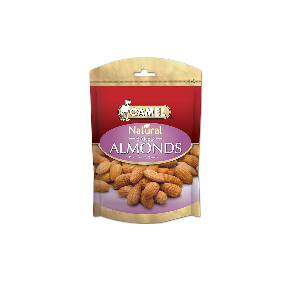 Natural Baked Almonds 150g