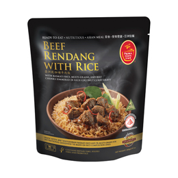 Beef Rendang with Rice 260g