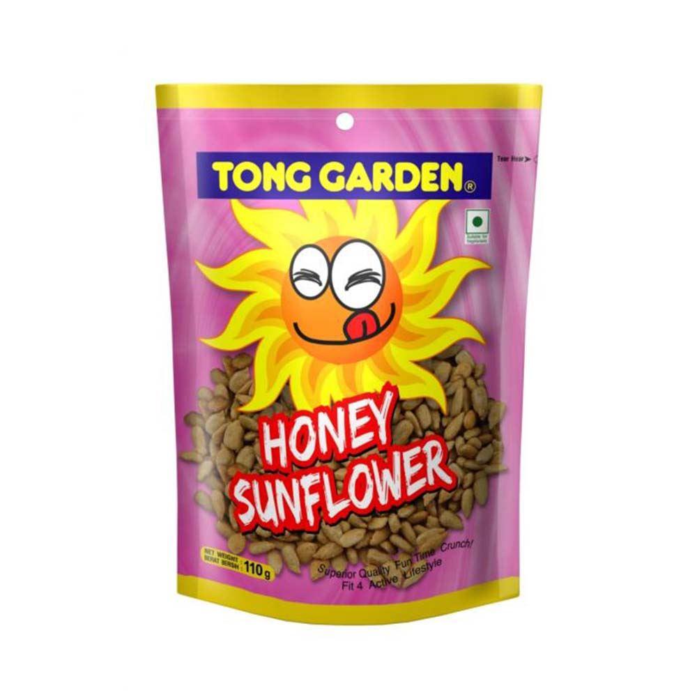 Honey Sunflower Seeds