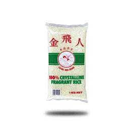 Flying Man Fragrant Rice