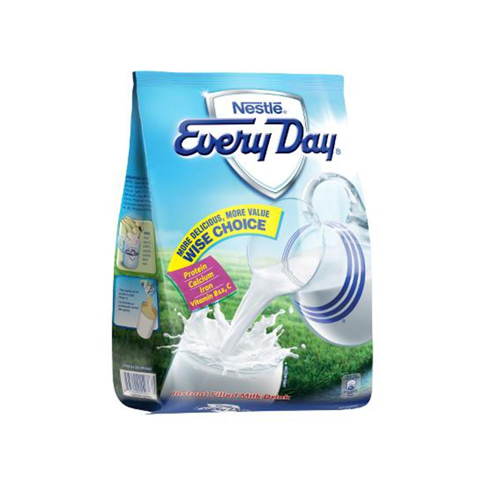 Everyday Filled Milk Powder Softpack