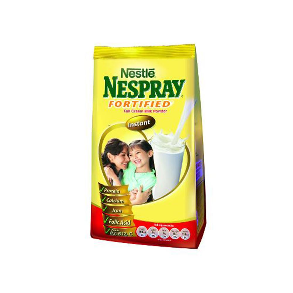 Nespray Instant Milk Powder Refill Softpack