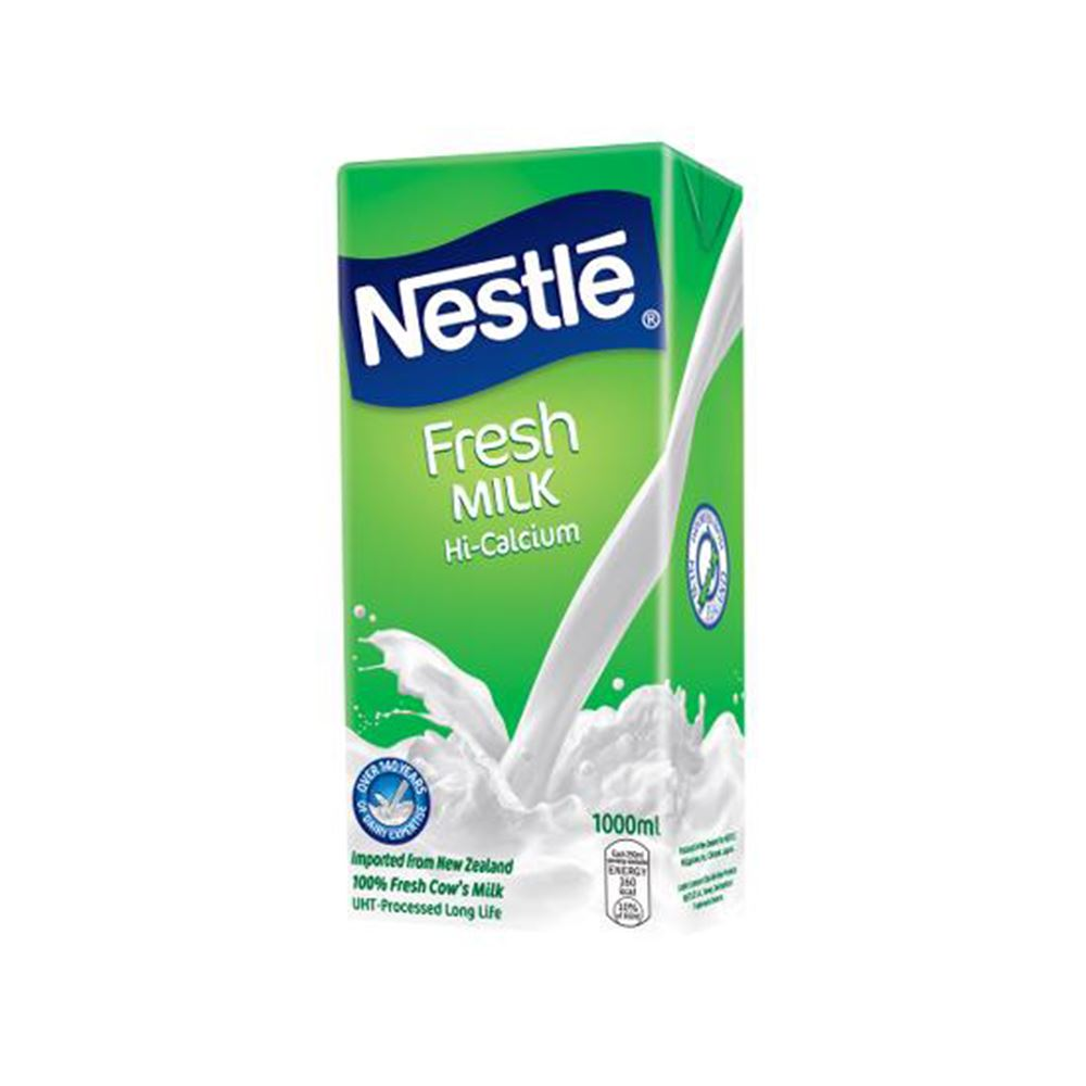 Nestle UHT Fresh Milk