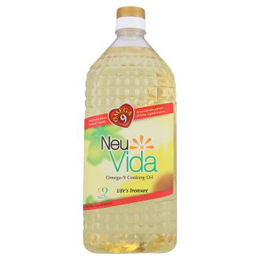 Neu Vida Sunflower Oil with Omega 9