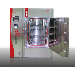 High-Pressure Steam Sterilizer Sni Series