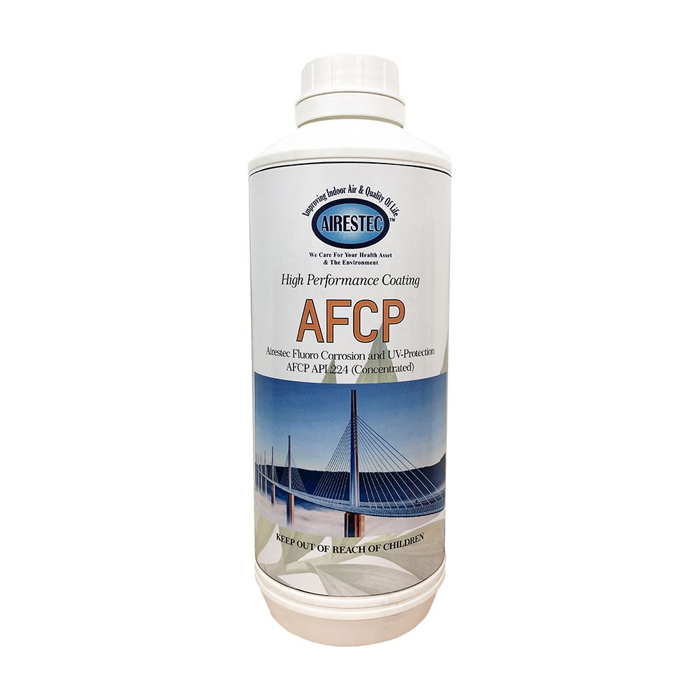 Fluoro Corrosion and UV-Protection (AFCP)