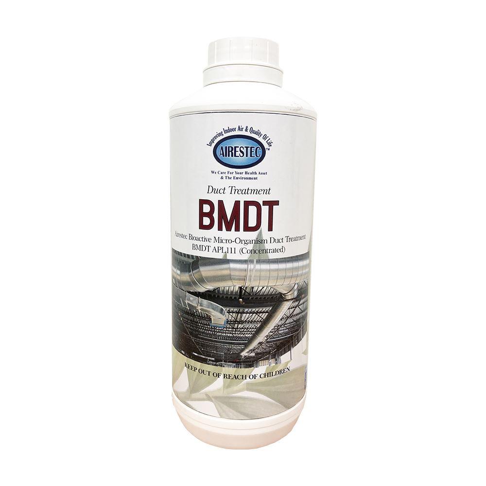 Bioactive Microorganism Duct Treatment (BMDT)