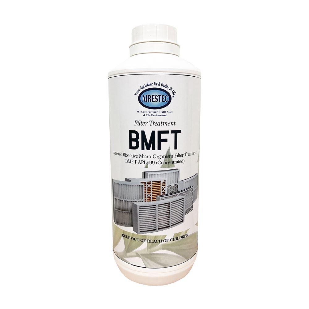 Bioactive Microorganism Filter Treatment (BMFT)