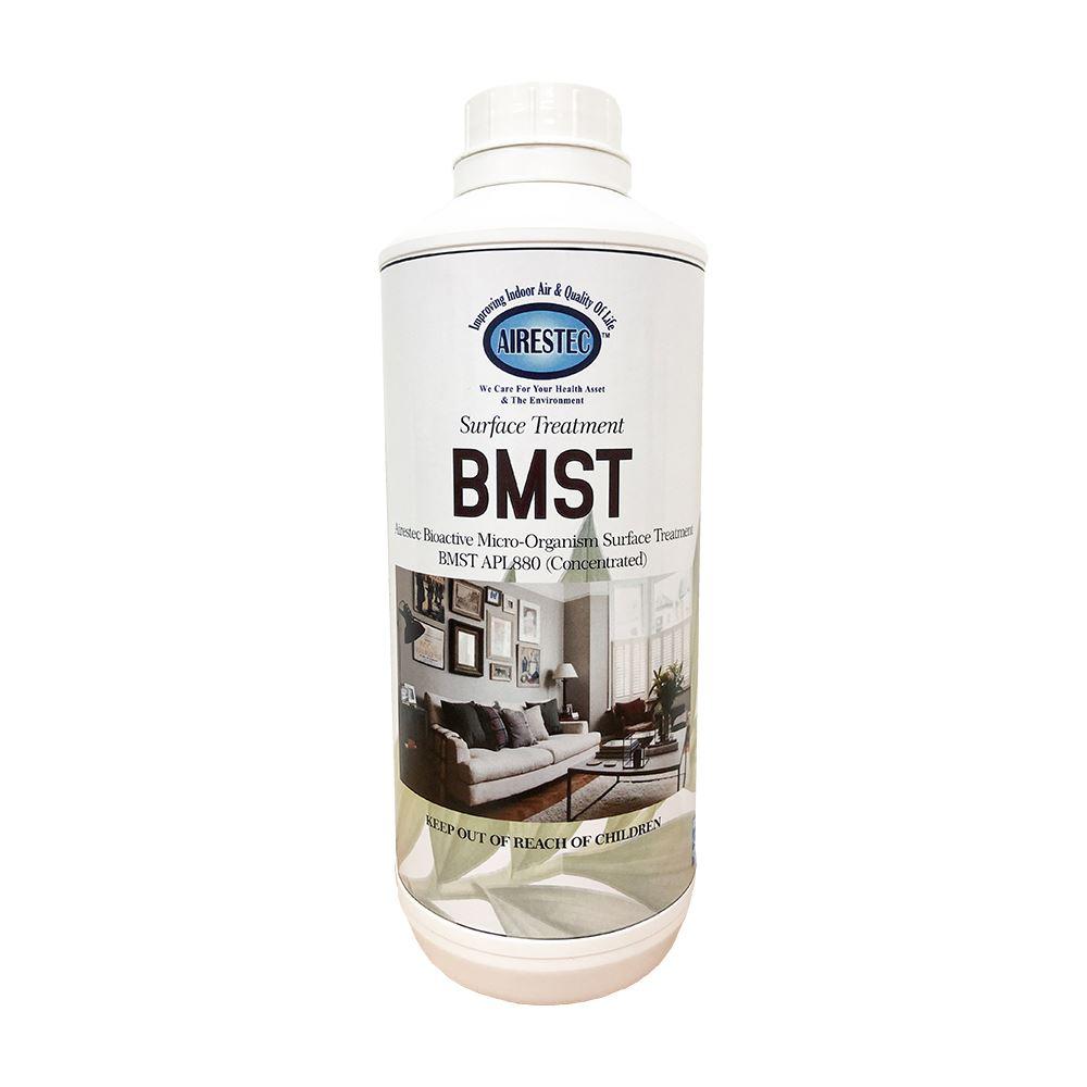 Bioactive Microorganism Surface Treatment (BMST)