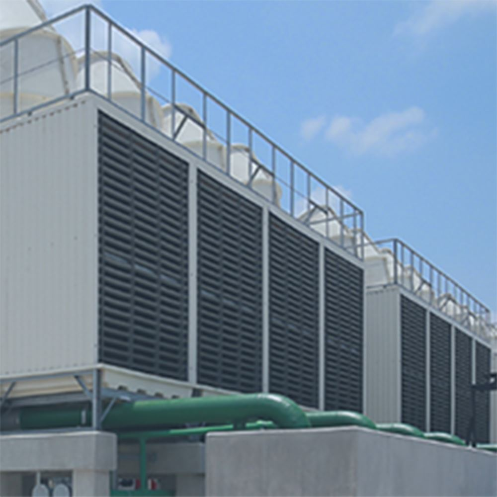 Cooling Tower Decontamination and Treatment