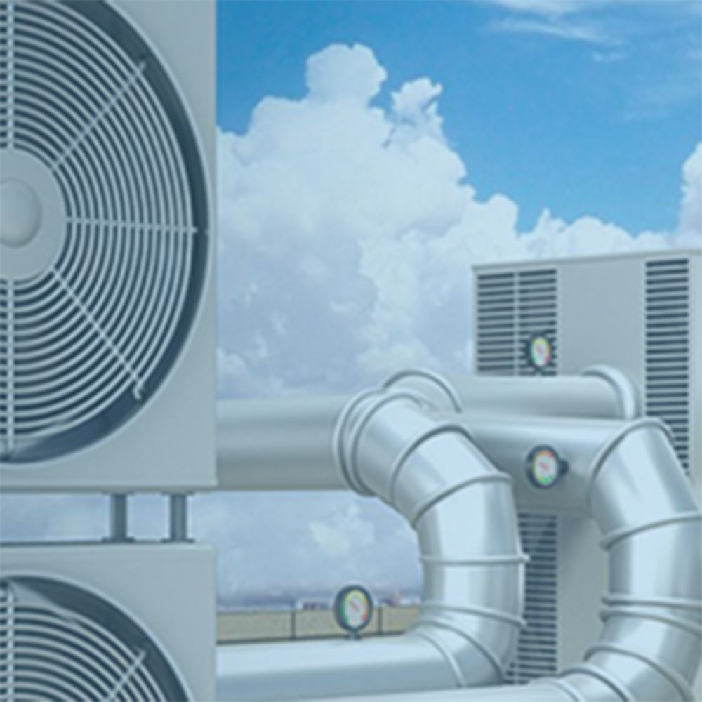 HVAC/Air-Conditioning System Decontamination and Treatment