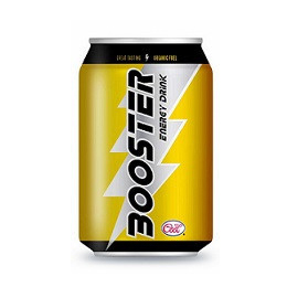 Ice Cool Booster Energy Drink (Non-Carbonated)