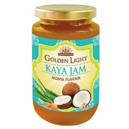 Golden Light Nonya Kaya Jam