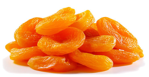 Dried peaches