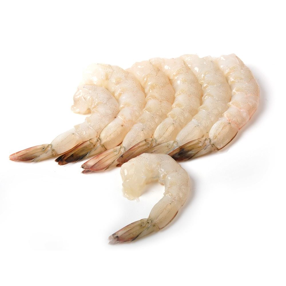 Raw Vannamei White Shrimp