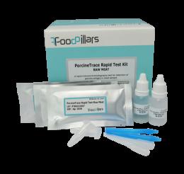 PorcineTrace Rapid Test Kit