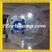 Human Hamster Ball Zorb Ball, Zorbing Ball, Giant Inflatable Sphering