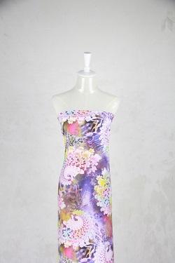 satin fabric for women fashion dress creation