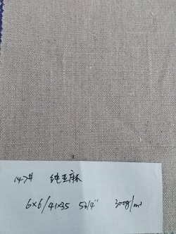linen fabric for clothing from china