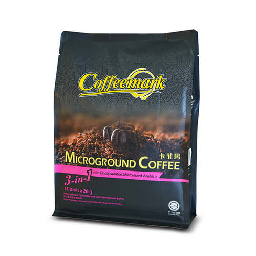 Coffeemark Microground Coffee 3 in 1