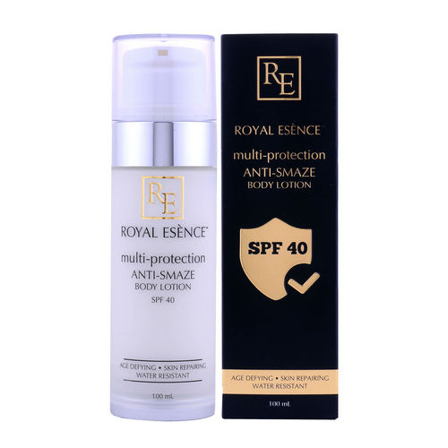 Royal Esènce Anti Smaze Body Lotion SPF-40 for Adults (100ml)