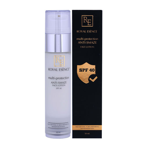 Royal Esènce Anti Smaze Face Lotion SPF-40 for Adults (50ml)