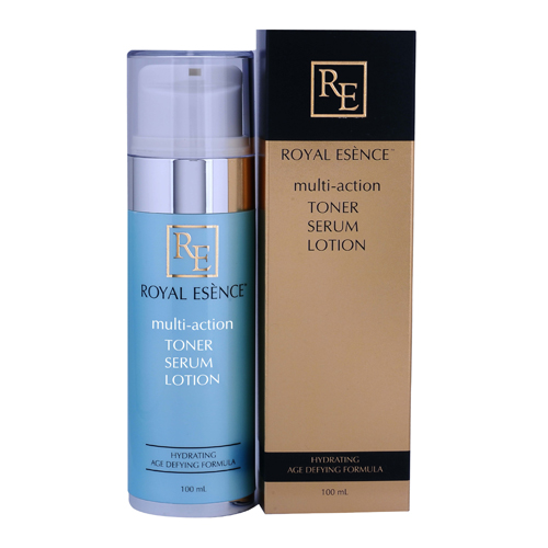 Royal EsènceTM Multi Action Toner, Serum & Lotion (Men)