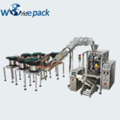 WE-LS6 Hardware Counting Packing Machine Manufacturer/Screw Pack Machine for Sale