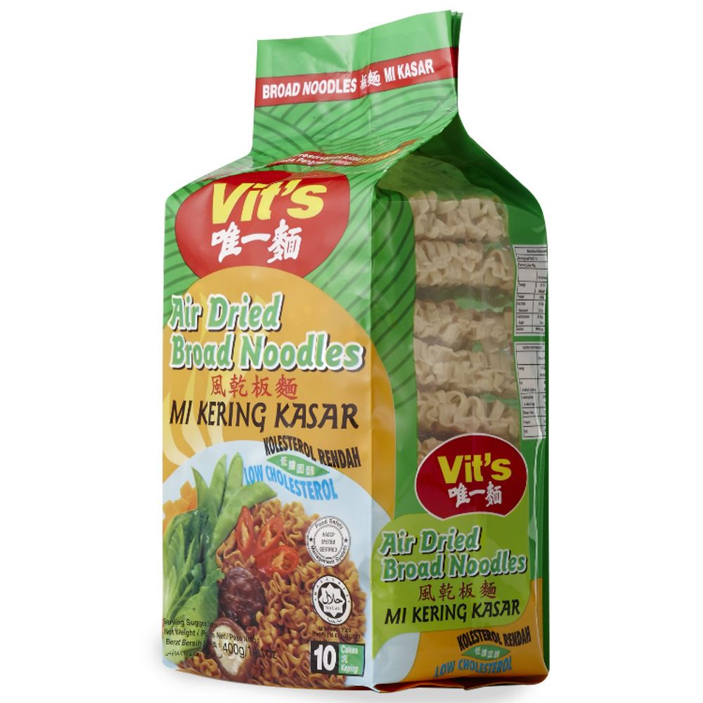 Vit's Air Dried Broad Noodle