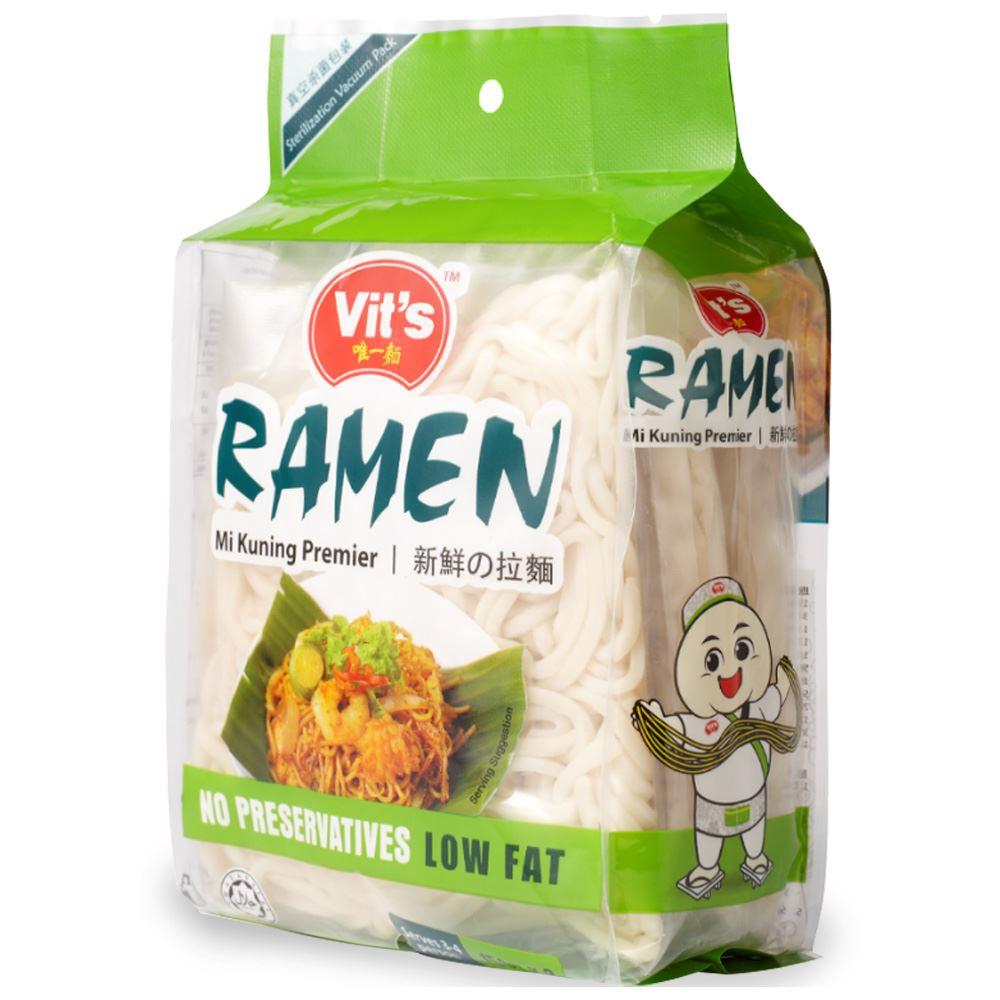 Vit's Fresh Ramen Noodles