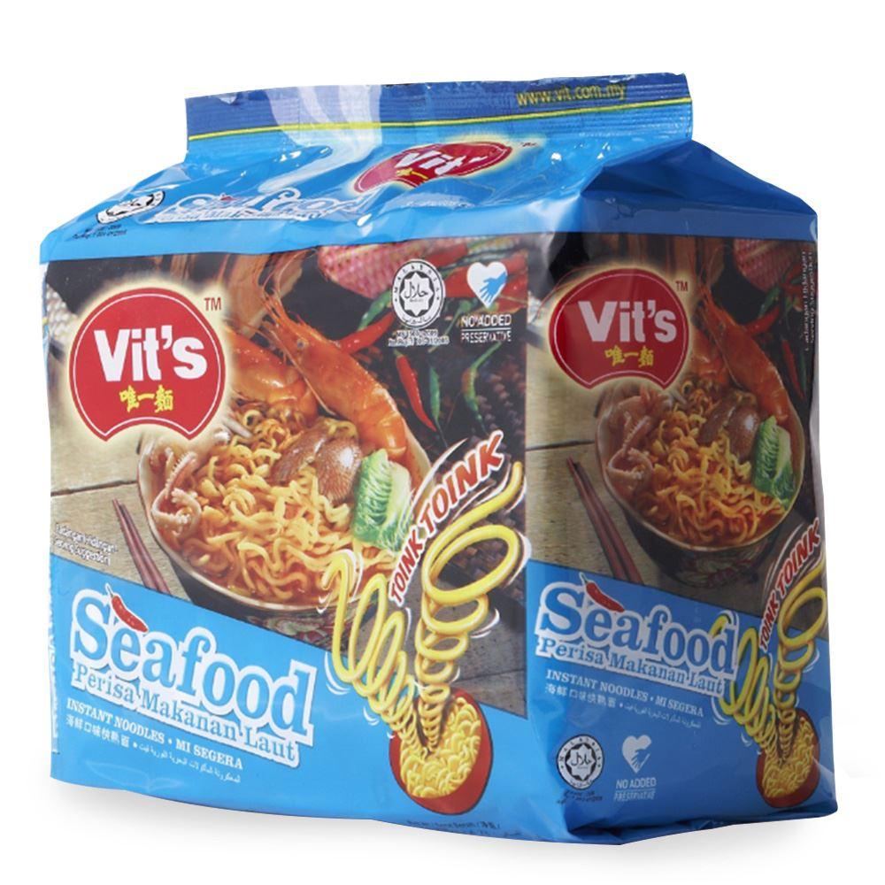 Vit's Instant Noodle Seafood Flavour