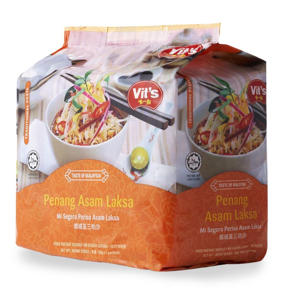 Vit's Premium Instant Noodle Penang Asam Laksa Noodle
