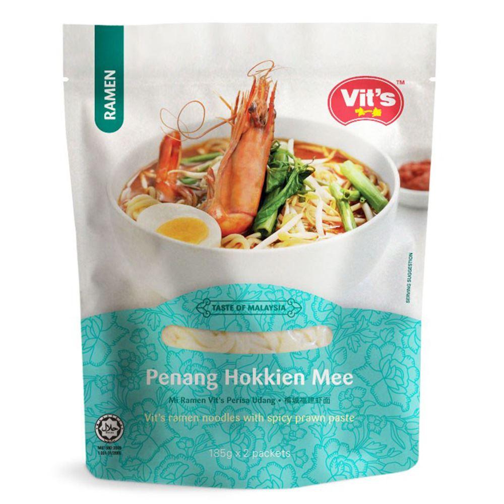 Vit's Penang Hokkien Ramen