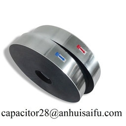 metallized polypropylene plastic film 14um for film capacitor