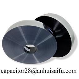metallized film for capacitors