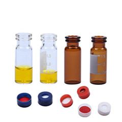 1.5ml snap hplc vials