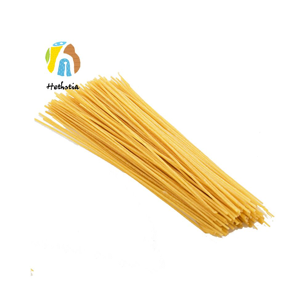 Dry shirataki pasta
