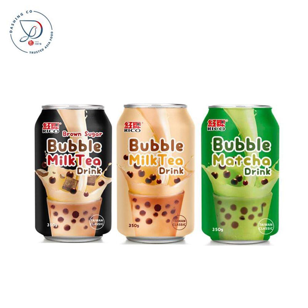 Bubble Matcha Drink