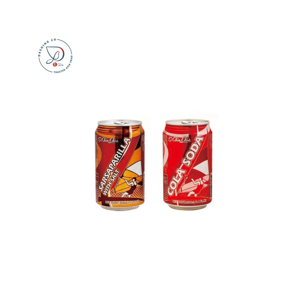 Canned carbonated soft drink