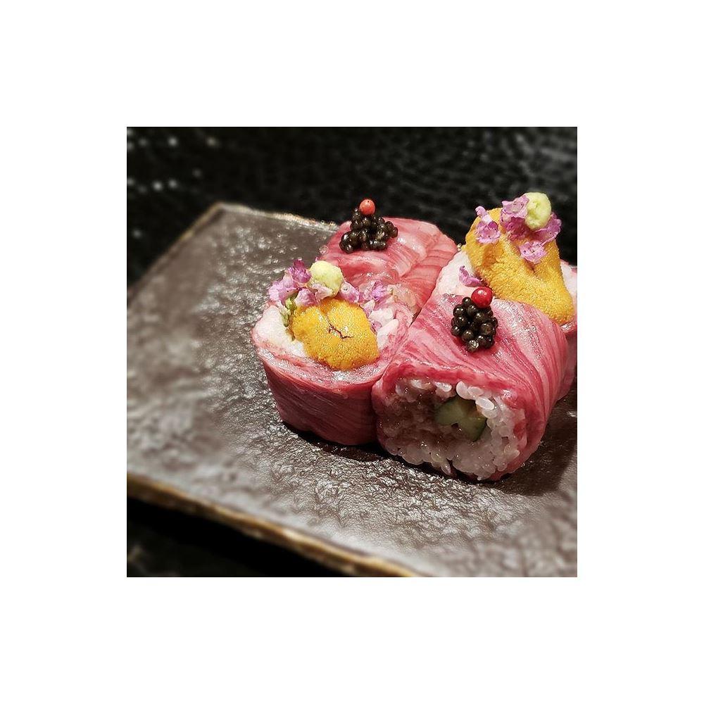 Delicious Japan Yukifuri Wagyu Obanazawa Frozen Beef Meat