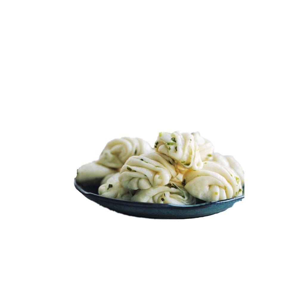 ZHAOHUI Factory 2005 Chinese Dim Sum Steamed Twisted Roll With Scallions 25G