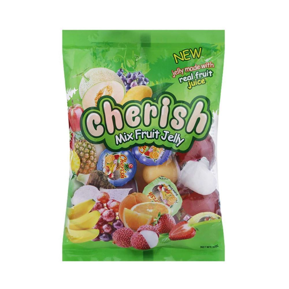 CHERISH JELLY BAG 500g