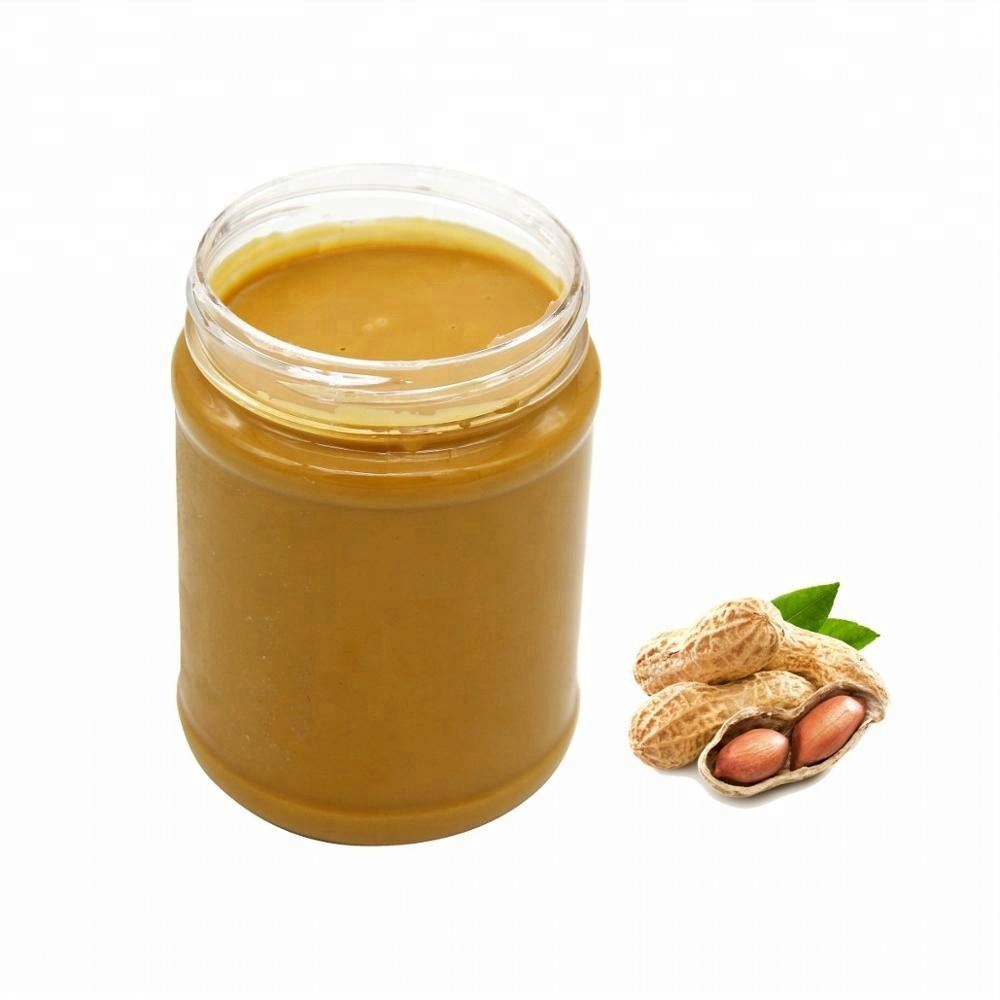 Chinese peanut butter/peanut sauce/peanut butter jars with factory's price and high quality