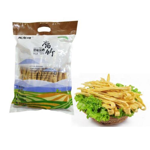 Vegetarian dried bean curd