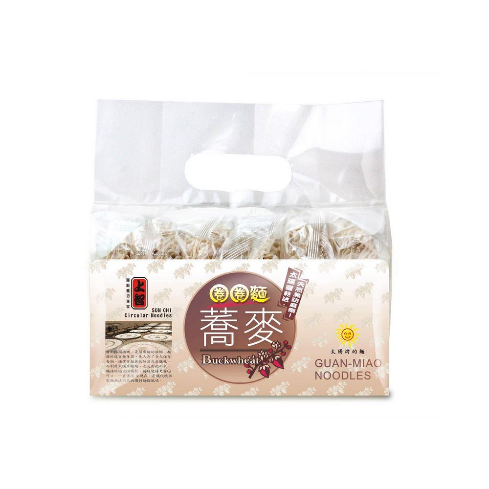400g Sunchi Buckwheat Flavor Circular Noodle